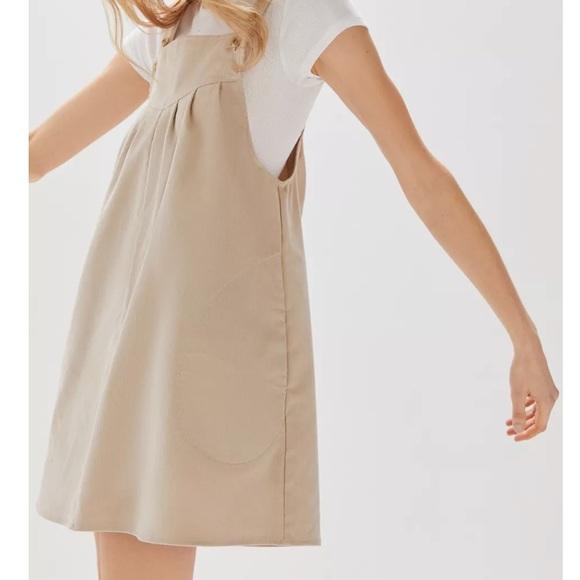 Urban Renewal | Remnants Corduroy Apron Dress XS
